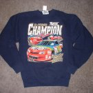 Youth Large NASCAR collectors sweatshirt blue Jeff Gordon  SHIPPING INCLUDED!!
