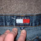 Girls' Size 12 Tommy Hilfiger Blue Jeans  ***SHIPPING IS INCLUDED!!***