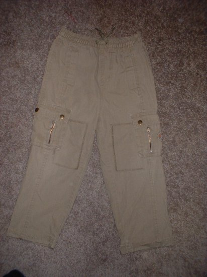Boys 3 X Toddler Khaki pants Elastic waist!  **SHIPPING INCLUDED!!**