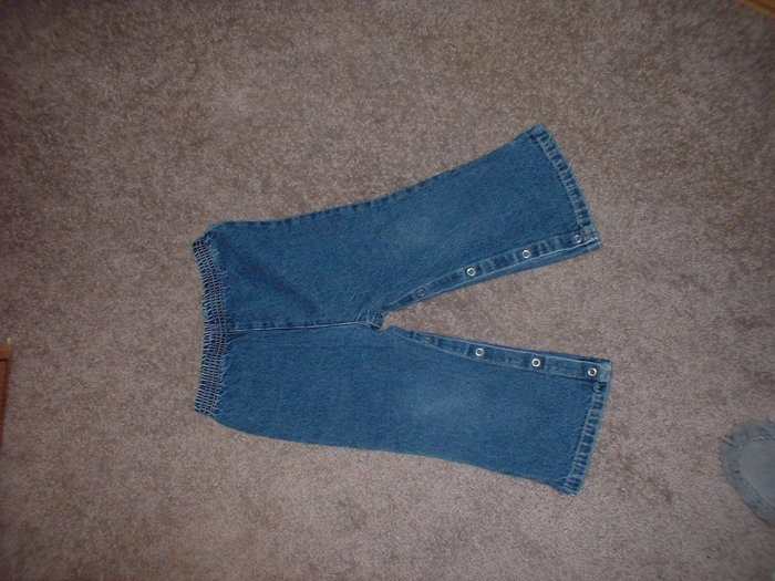 Girls' Toddler Roots Brand Flare Style Jeans  SHIPPING INCLUDED