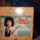 "Patrick Hernandez Vinyl Record Album ""Born to Be Alive"" (we combine shipping)"