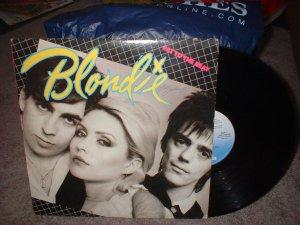 "Blondie ""Eat the Beat"" Vinyl Record Album 1979 (we combine shipping)"