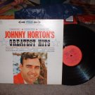 "Johnny Horton's ""Greatest Hits"" Columbia Vinyl Record Album (we combine shipping)"