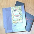 The Great Waldo Search NES Vintage Game Original Nintendo