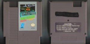 Rad Racer NES Vintage Game Original Nintendo