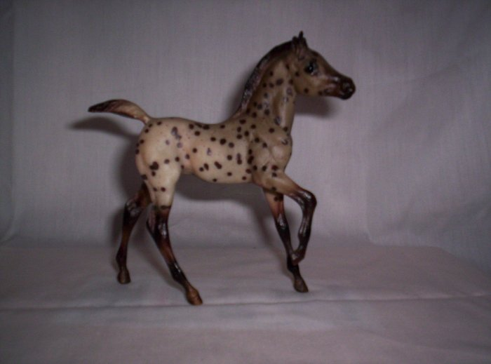 Breyer Horse Classic Appaloosa Cantering Foal