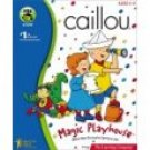 Caillou Magic Playhouse PC Game