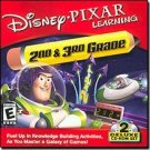 Disney Pixar Learning 2nd and 3rd Grade