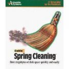 Spring Cleaning for Macintosh version 2.0 by Aladdin
