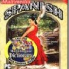 Cosmi Multimedia Spanish with Multilingual Dictionary CD-ROM