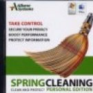 Spring Cleaning Personal Edition CD-ROM