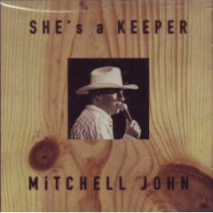 She's A Keeper  Mitchell John Signed by Artist
