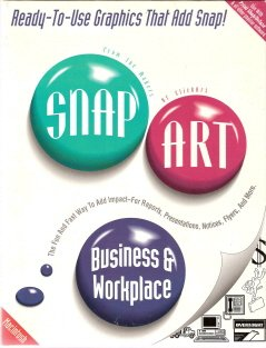 Snap Art Business and Workplace for Macintosh by T/Maker