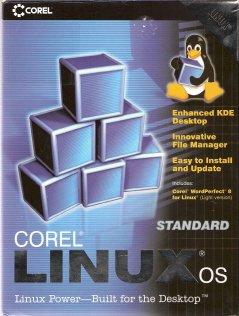 Corel Linux OS Standard