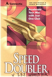 Speed Doubler For Macintosh and Power Macintosh