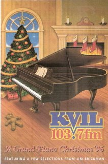 A Grand Piano Christmas '96 KVIL Radio
