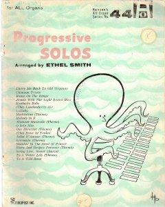 Progressive Solos (Hansen's All Organ Series No. 44)