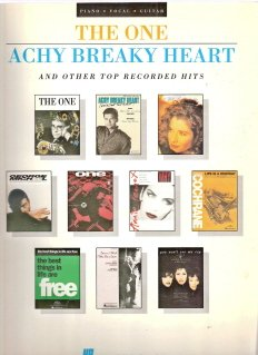 The One Achy Breaky Heart and Other Top Recorded Hits