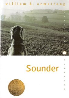 Sounder by William H. Armstrong 0060935480