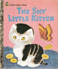 The Shy Little Kitten by Cathleen Schurr  0307001458