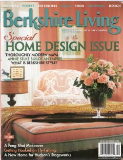 Berkshire Living September 2005 The Good Life in the Country
