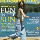 Berkshire Living August 2005 The Good LIfe In The Country