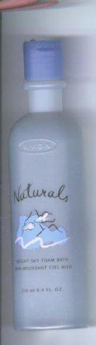 Avon Naturals Bright Sky Foam Bath