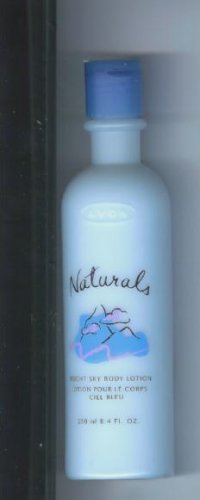 Avon Naturals Bright Sky Body Lotion