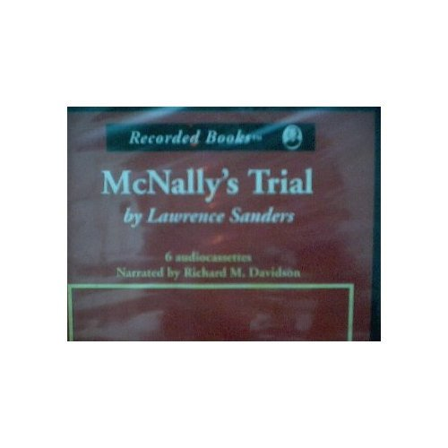 McNally's Trial Lawrence Sanders 0788704877