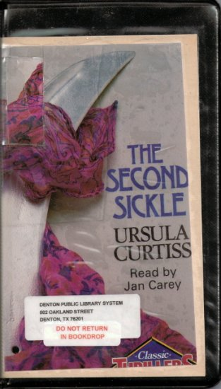 The Second Sickle Ursula Curtiss 0745158870