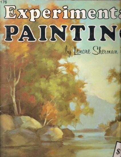 Experimental Painting Lenore Sherman 1560100273