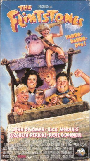 The Flintstones Starring John Goodman