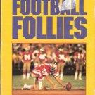 The All New Nfl Football Follies