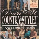 Doin' It Country Style Volume Four