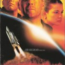 Armageddon Starring Bruce Willis Billy Bob Thornton
