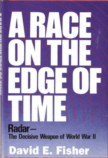 A Race On the Edge of Time by David E. Fisher 0070210888
