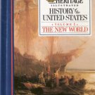 American Heritage History of the United States Volume 1 by Robert Athearn 0945260016