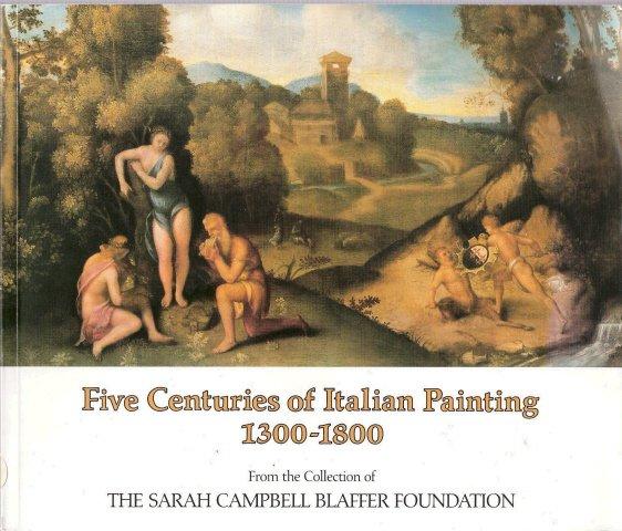 Five Centuries of Italian Painting 1300-1800 by Terisio Pignatti 0961561505