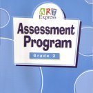 Assessment Program Art Express Grade 2 by Harcourt Brace and Company  0153102039