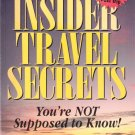 Insider Travel Secrets by Tom Parsons 0965096009