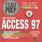Microsoft Access 97 Exam Prep by Elizabeth Eisner Reding and Lisa Friedrichsen 1576102319