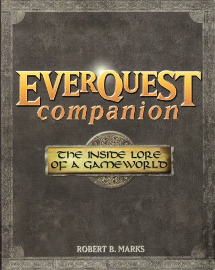 Everquest Companion by Robert B. Marks 0072229039