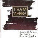 Team Zebra by Stephen J. Frangos 0939246384