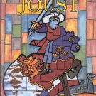 Fool's Joust by Crystal Wood 0964051370 Inscribed by Author