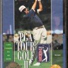 PGA Tour Golf II EA Sports Sega Genesis
