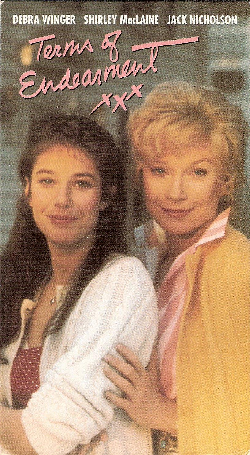 Terms of Endearment Starring Debra Winger Shirley MacLaine