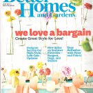 Better Homes and Gardens Magazine July 2012 We Love a Bargain