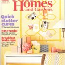 Better Homes and Gardens Magazine January 2013 Quick Clutter Cures