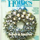 Better Homes and Gardens Magazine December 2012 Fresh and Festive