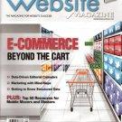 Website Magazine  August 2011 E-Commerce Beyond the Cart